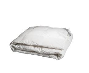 Gåsedunsdyne 135x220 (288g) - luksus enkelt dyne
