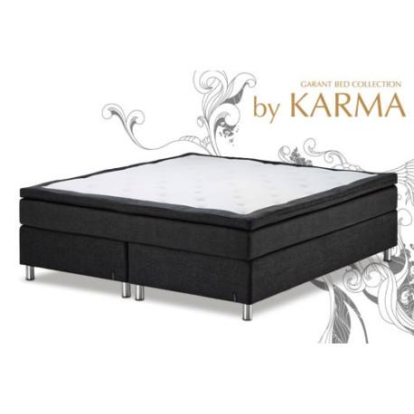 billig seng 180x200 Kontinental seng 160x200 (Fast)   Karma LUX Multi pocket fjedre  billig seng 180x200