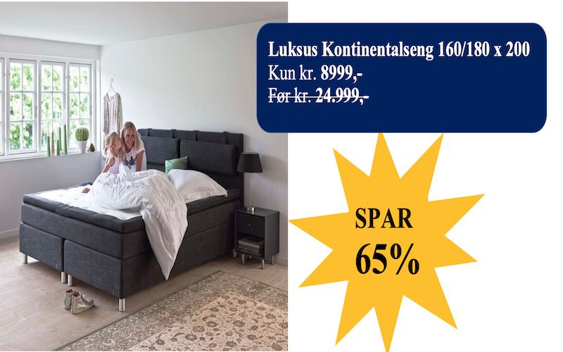 Ultra Senge - Køb en billig seng i god kvalitet og god komfort ZC-36