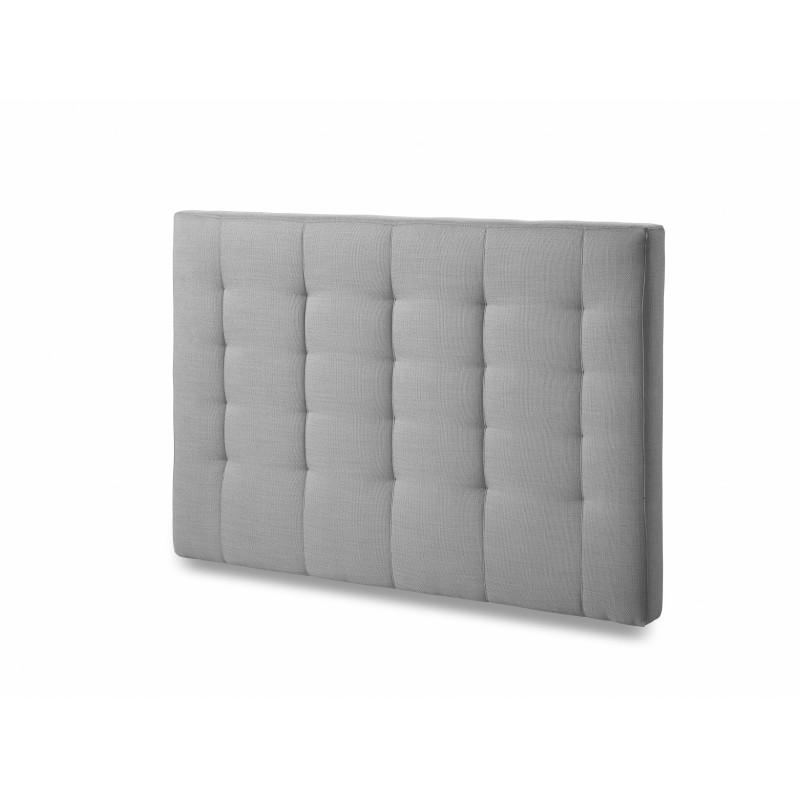 Møbel polstret luksus gavl i H120xD12cm